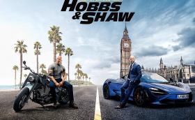 """""""Бързи и яростни: Хобс и Шоу"""" - първи трейлър"""
