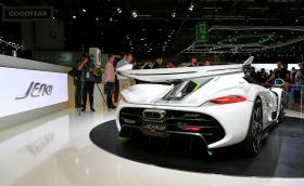 Koenigsegg разпродаде Jesko. Колата струва по 6250 долара за всеки км/ч, който развива