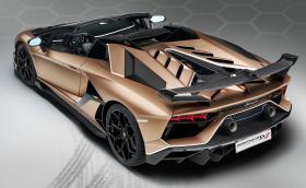 Lamborghini Aventador SVJ Roadster е летящата чиния кабриолет, която всички искаме да имаме