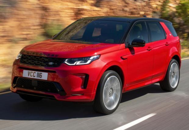 Ето го новото издание на най-продавания Land Rover - Discovery Sport