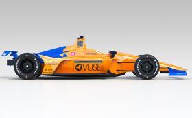 """Алонсо ще гони """"тройната корона"""" с McLaren #66"""