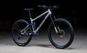 Saturn 14 е новото трейл колело на Nicolai