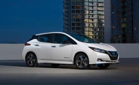 Nissan Leaf вече има 217 к.с. и стига до Бургас без зареждане