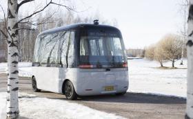 Първият в света всесезонен роботизиран автобус ще бъде с гуми Nokian Hakkapeliitta