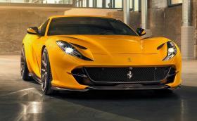 Novitec 812 Superfast: Никога Ferrari не е стояло толкова добре на 22-инчови джантаци