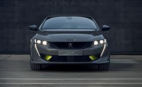 Това е горещото Peugeot 508 Sport Engineered Concept