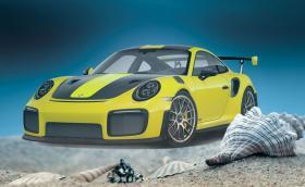 Porsche връща 911 GT2 RS на конвейера, след като последните 4 коли потънаха в океана