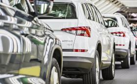 Докато не построи новия си завод, Skoda изпуска по 100 000 продажби на година