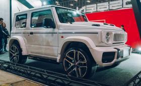Тунинг компаниите се побъркаха на тема Suzuki Jimny