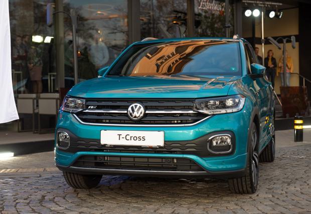 Новият Volkswagen T-Cross –  динамичен спътник навсякъде в живота
