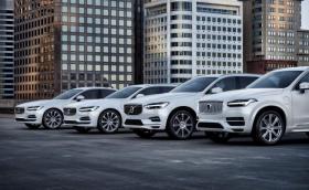 Ха, Volvo ограничава всичките си модели до 180 км/ч