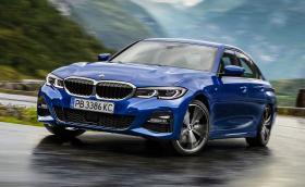 Карахме новото BMW Серия 3. Видео и галерия