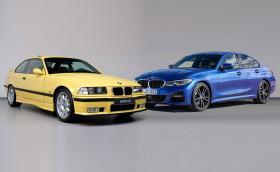 BMW M3 E36 или BMW 330i G20? Цената е една: 90 хил. лв.
