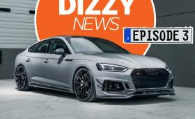 ABT Audi RS5-R Sportback e една от звездите в DizzyNews епизод 3!