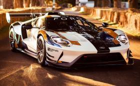 Ford казва 'чао' на суперколата GT с тази умопомрачителна версия за писта