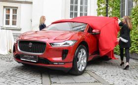 Jaguar I-Pace дебютира на родна земя. Цената му започва от 153 хил. лв.