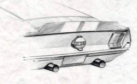Историята на дизайнера от Северна Корея, който промени завинаги Shelby Mustang