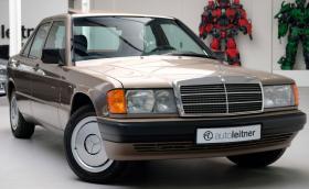 Този 31-годишен Merc 190D 2.5 се продава за 20 хиляди лева. Да или не?