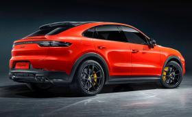 Porsche Cayenne Coupe е новият играч в лигата на SUV-купетата