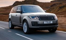 """Range Rover с 400 коня, нов 3-литров бензинов редови шестак и """"лека"""" хибридна система"""