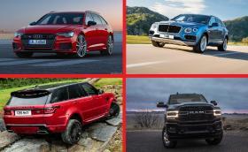 Diesel Power: Топ 10 на най-мощните дизелови автомобили в продажба