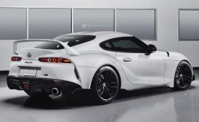 Очакваме новата Toyota Supra да получи мощния 510 коня мотор от BMW X3/X4 M Competition