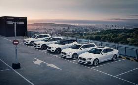 През 2018 Volvo счупи собствения си рекорд по продажби - 642 хил. коли