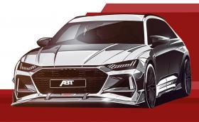 ABT подготвя RS6-R - хипер версия на новото брутално комби на Audi