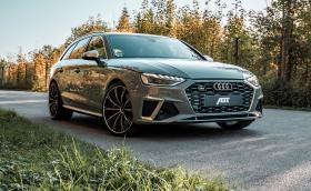 ABT пипна дизеловото Audi S4, свали 0,2 секунди до 100 км/ч