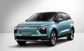 Aiways U5 е най-достъпният електрически SUV в Европа. Естествено, идва от Китай