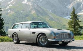 Най-добрата инвестиция? Този Aston DB5 е един от 12 произведени и струва цяло състояние.
