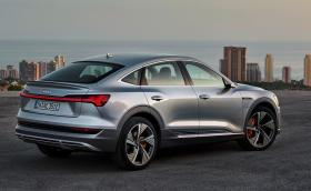 Ха, вече има Audi e-tron Sportback