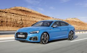 Новото издание Audi A5, дами и господа!