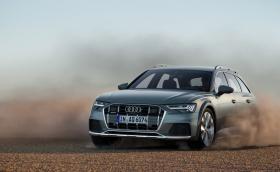 Новото Audi A6 Allroad не се страхува да се изцапа