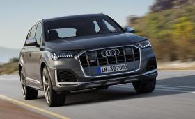 Audi излъска SQ7 TDI - ще различите ли новата версия?