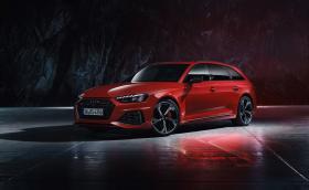 Audi сложи голяма уста и на RS 4 Avant. Семейното комби с 450 коня е ваше срещу 81 хил. евро