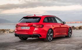 Audi: Следващото RS 4 ще е хибрид с кабел за зареждане