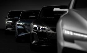 Audi пуска четири електрически платформи, разработени съвместно с VW и Porsche. Вижте какво да очакваме