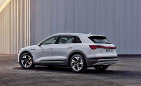 Audi извади бюджетен e-tron, който е и по-лек