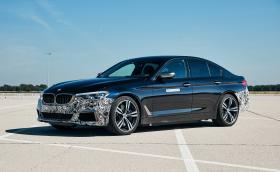 BMW е готов с изцяло електрическа Серия 5 със 720 к.с.