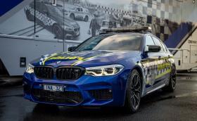 Австралийските полицаи получиха M5 Competition