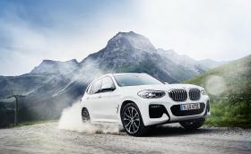 BMW започва производството на най-икономичното X3 с разход 2,1 л/100 км