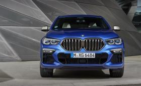 Супер галерия на новото BMW X6. Вижте го от всеки ъгъл