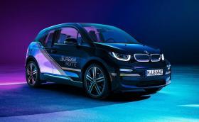 Urban Suite е двуместно BMW i3, но не такова, каквото си мислите...