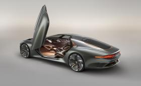 Bentley показа луда кола от 2035 г. Вижте EXP 100 GT