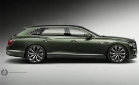 Какво ще кажете за Bentley Flying Spur комби?