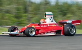 Продават Ferrari 312T на Лауда за 8 млн. долара - шампионската му кола от 1975
