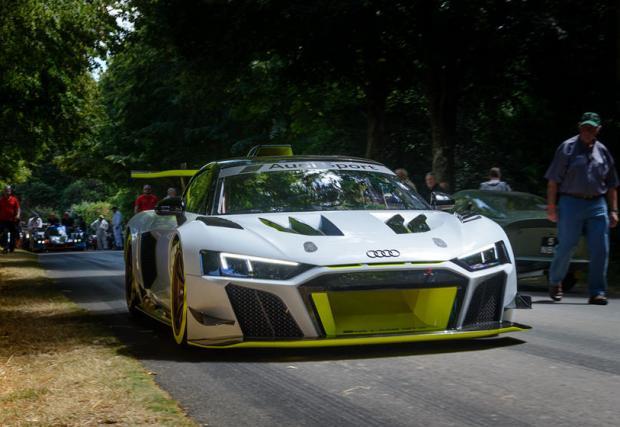 Топ 10 на най-впечатляващите коли от Гудууд 2019. Галерия!