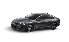 Петото поколение Kia Optima гледа лошо към Audi A4 и BMW 3