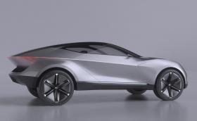 Kia Futuron е корейското BMW X4